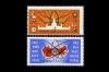 СССР 1962. 2724-2725. Атомная энергия на службе миру.