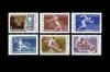 СССР 1967. 3497-3502. Международные спортивные соревнования года.