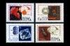 СССР 1968. 3631-3634. Международное научное сотрудничество.