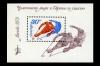 СССР 1979. 4957. Чемпионат мира и Европы по хоккею (блок).