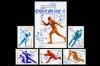 СССР 1980. 5033-5038. XIII зимние Олимпийские игры в Лейк-Плэсиде.