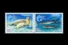 Иран 2003. Mi 2925-2926. Фауна Каспийского моря. Совместный выпуск Россия-Иран (сцепка).