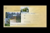 Художественный немаркированный конверт. Тула. Ясная поляна. Дом-музей Л.Н. Толстого.